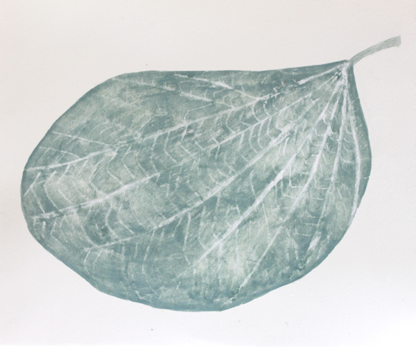leaf a day 10-2 -14 - Judy Oakenfull