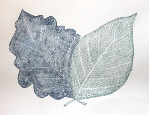 Two Leaves Together 7 - Judy Oakenfull