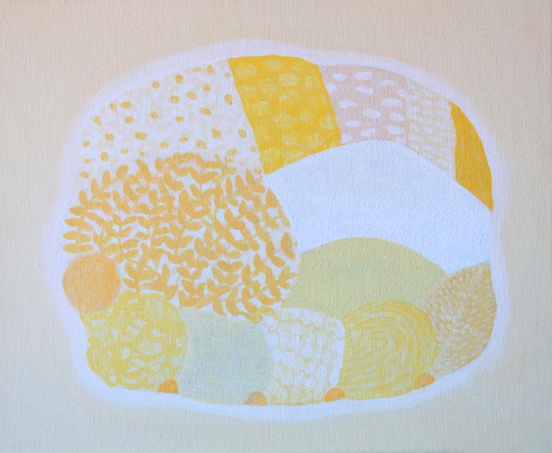 Judy-Oakenfull_Subtle-Island_2015_Acrylic_25x30cms