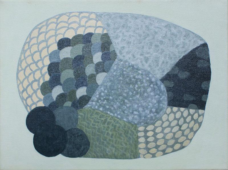 Oakenfull-Judy_Celestial-Germination_2015_30x40_Acrylic-on-canvas