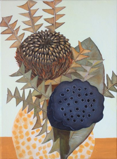 Banksia and Lotus