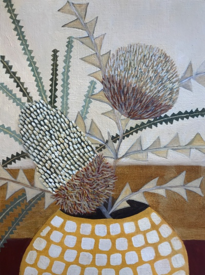 Small Banksia Composition 3